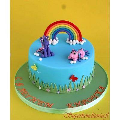 Poni kakku